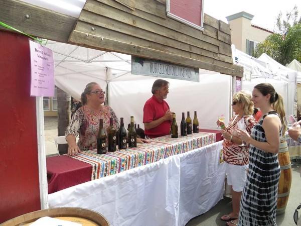 Burrell School Vineyards