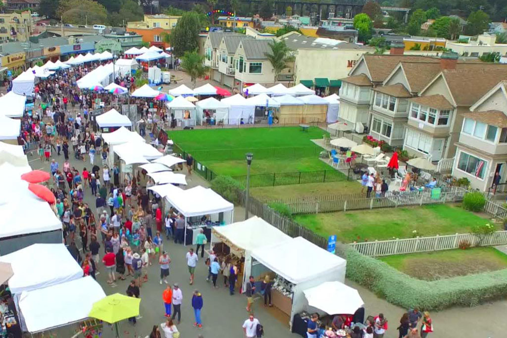 Capitola Art and Wine Festival - Capitola-Soquel Chamber of Commerce