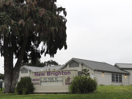 New Brighton Middle School - Capitola-Soquel Chamber of Commerce