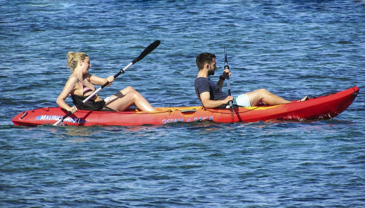 Kayaking - Capitola-Soquel Chamber of Commerce