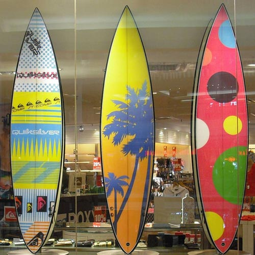 Surf boards - Capitola-Soquel Chamber of Commerce