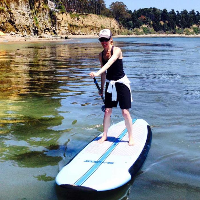 Surfing Capitola CA 10