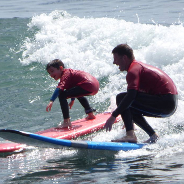 Surfing Capitola CA 09