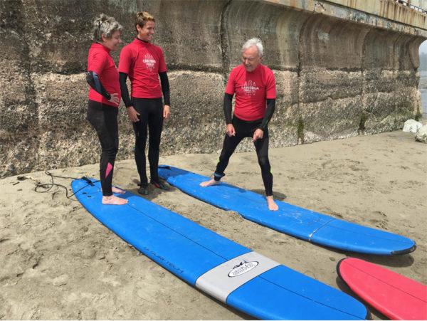 Surfing Capitola CA 01