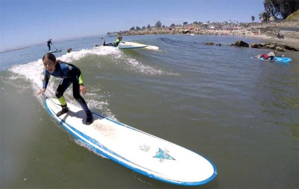 Surfing Capitola CA 04