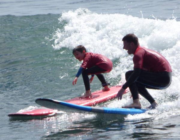 Surfing Capitola CA 05