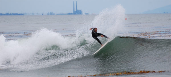 Surfing Capitola CA 07