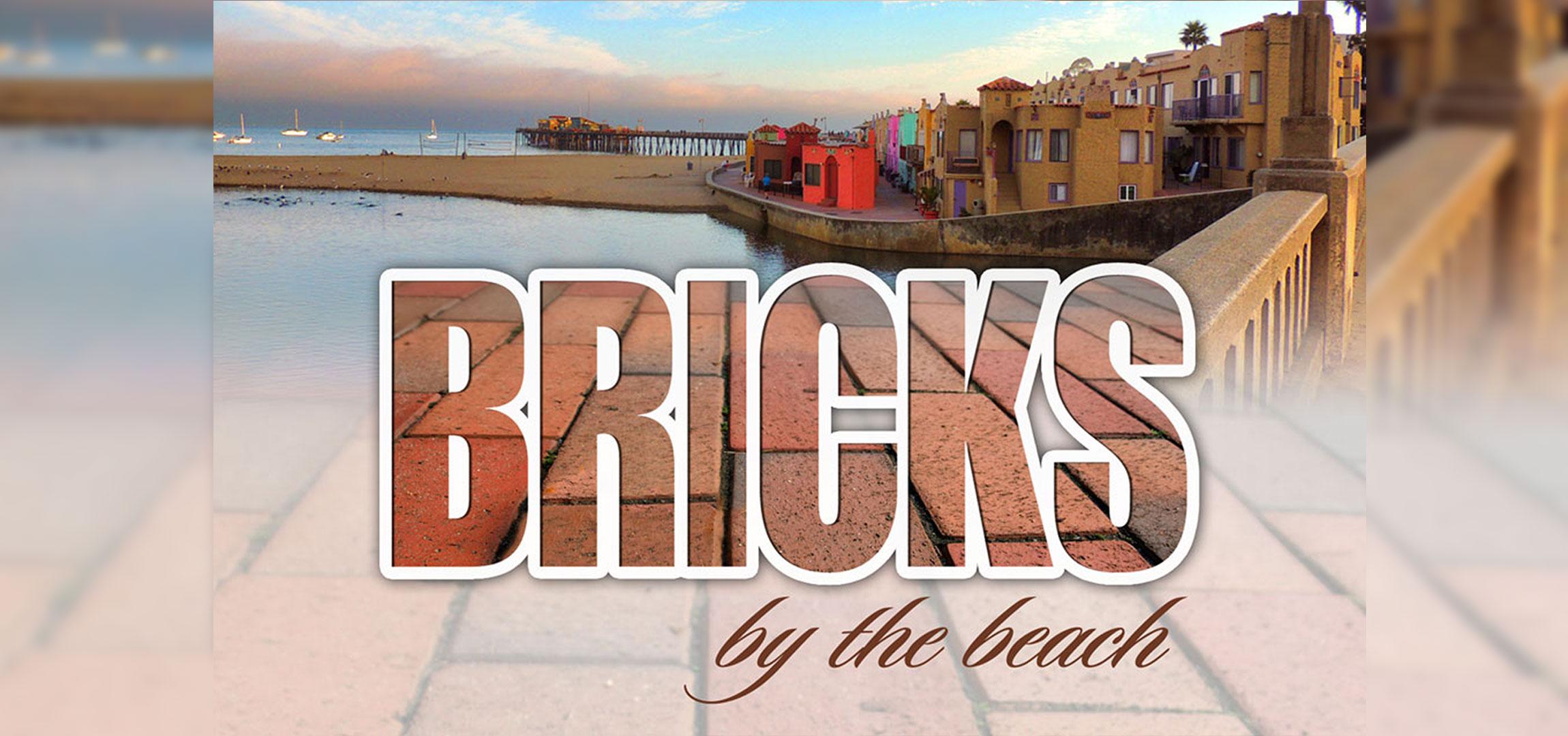 Bricks by the Beach Capitola CA