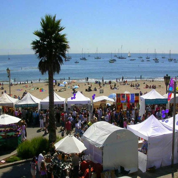 Capitola Art and Wine Festival Capitola Soquel Chamber of Commerce Capitola, CA