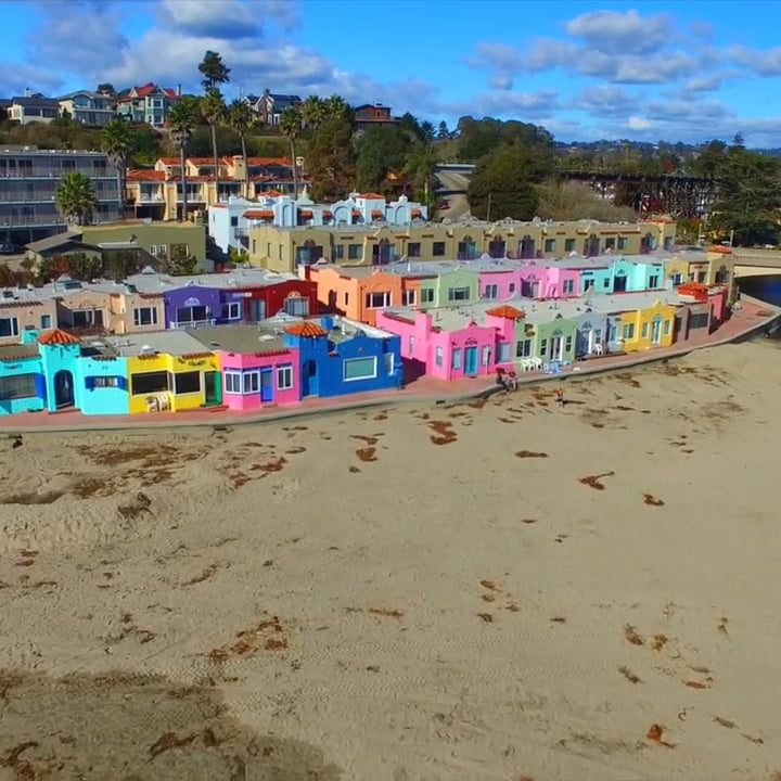 Best Beaches In Capitola Ca Capitola Soquel Chamber Of