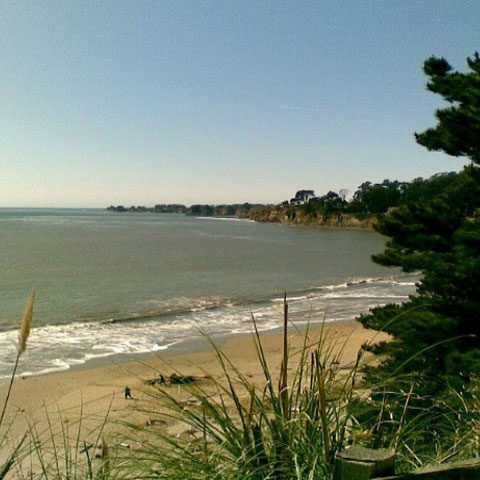 New Briste Beach - Capitola-Soquel Chamber of Commerce