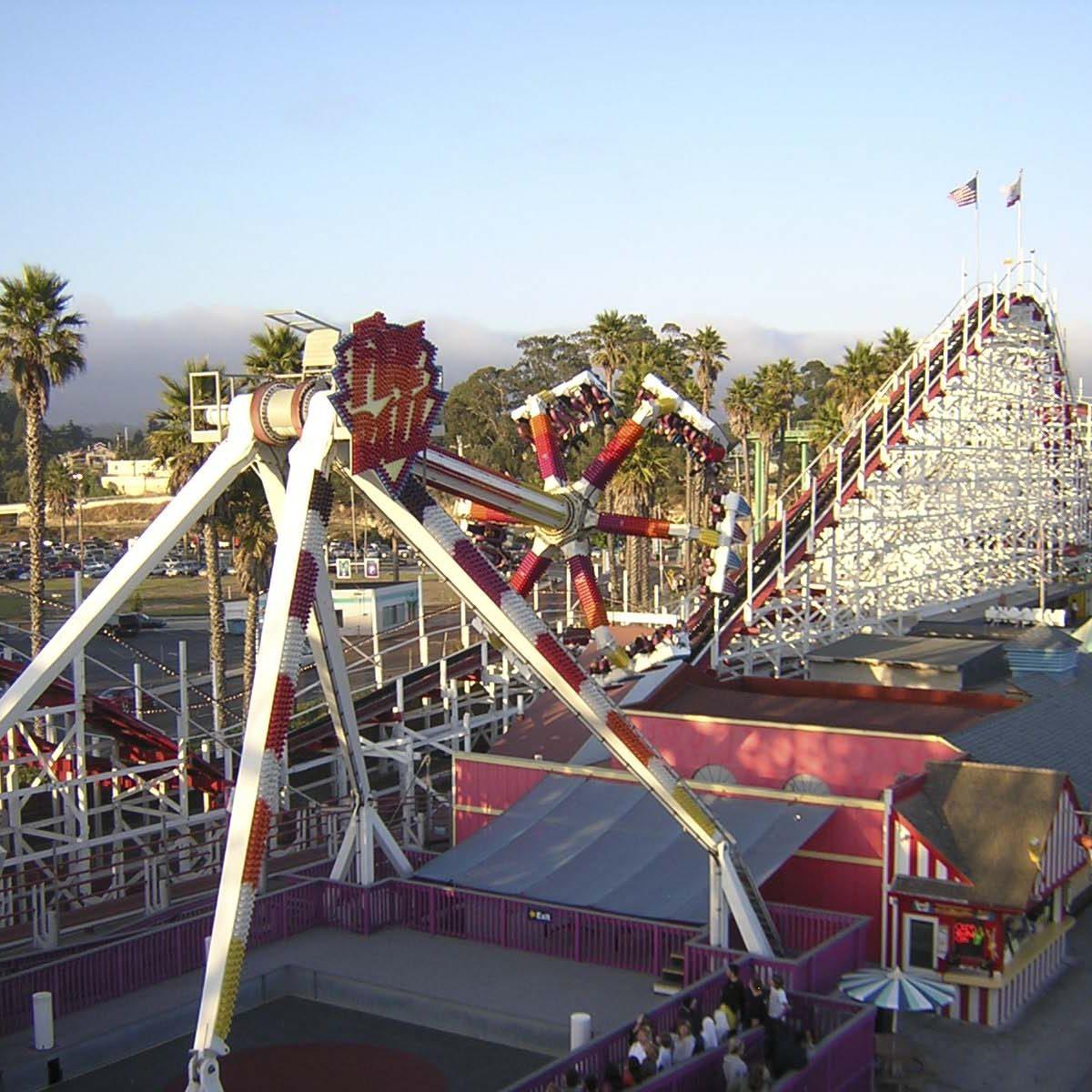 Santa Cruz Beach Boardwalk 2 - Capitola-Soquel Chamber of Commerce