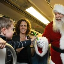 Train to Christmas Town - Capitola-Soquel Chamber of Commerce